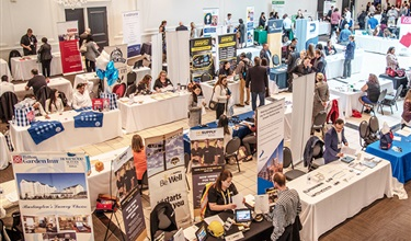 Job seekers connect with local employers at Employment Halton job fair