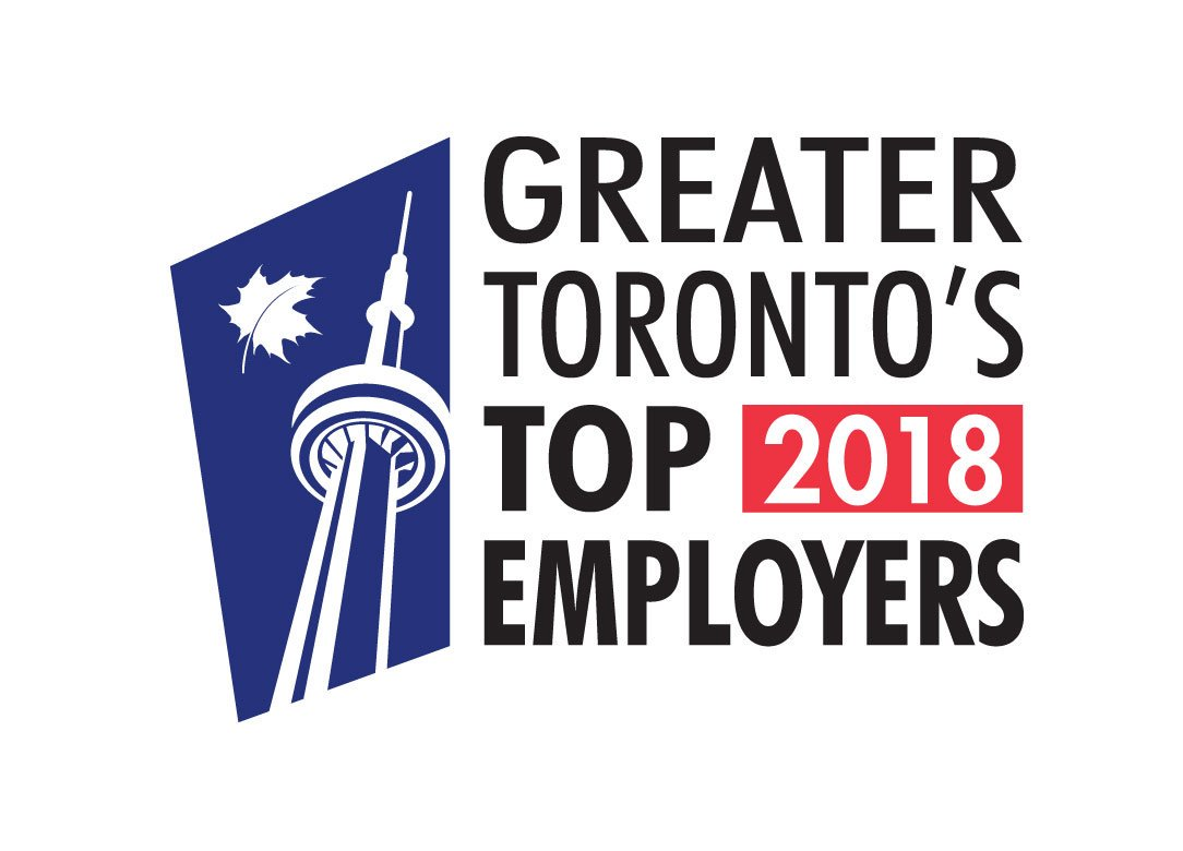 Greater Toronto's Top Employers 2018