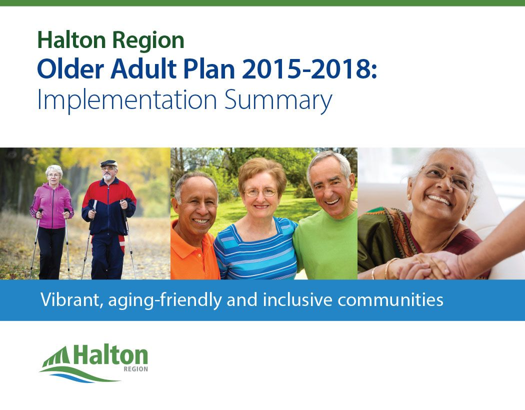 Thumbnail image of the cover of Halton Region