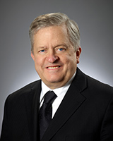 Photo of Rob Burton, Oakville Mayor