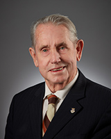 Photo of Gordon Krantz, Milton Mayor