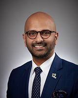 Photo of Zeeshan Hamid, Milton Ward 4 Councillor