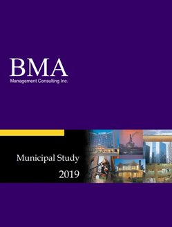 Thumbnail image of the cover of 2019 BMA Municipal Study Report