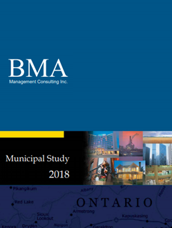 Thumbnail image of the cover of 2018 BMA Municipal Study Report