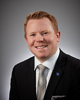 Photo of Sean O'Meara, Oakville Ward 1 Councillor