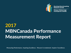 Thumbnail image of the cover of 2017 MBNCanada Performance Measurement Report
