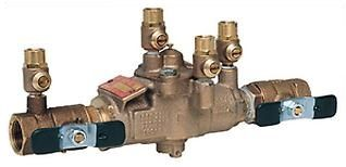 reduced pressure valve for backflow prevention device
